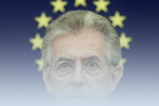 Conferenza: Monti, la venuta dell'eletto